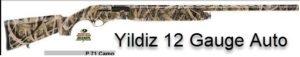 Best Hunting Shotgun - Yildiz 12 Gauge Auto