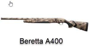 Best Shotgun for Duck Hunting - Beretta A400