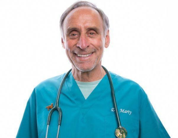 Dr Marty Goldstein